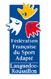 federation francaise sport adapte languedoc roussillon